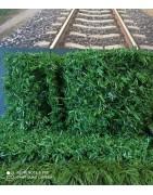 Toptan çim duvar